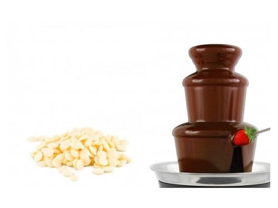 Шоколад натуральный белый 29% Nutkao 200 г