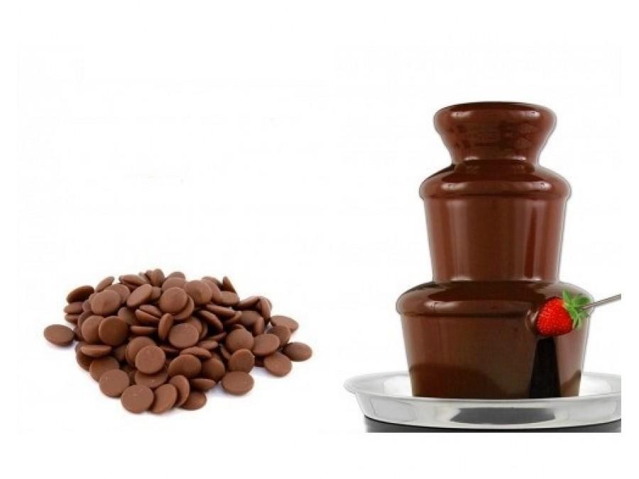 Шоколад натуральный молочный 33% Nutkao 200 г