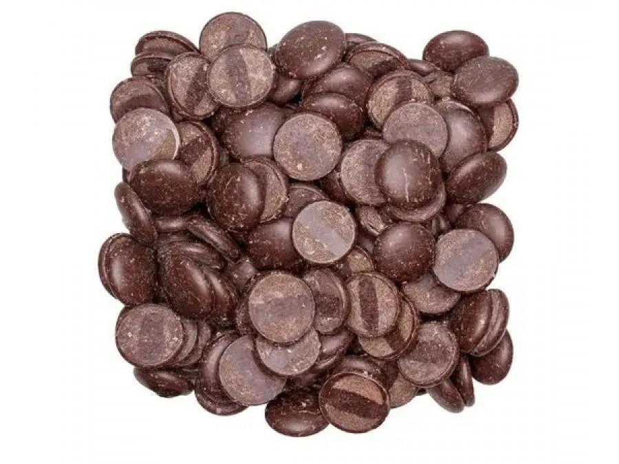 Черный шоколад VELICHE DARK EMOTION 58% 200 г