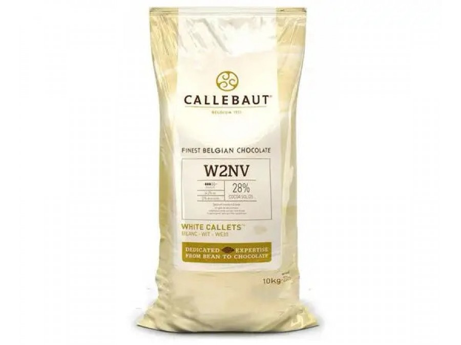 Белый Шоколад Callebaut №W2 200 г