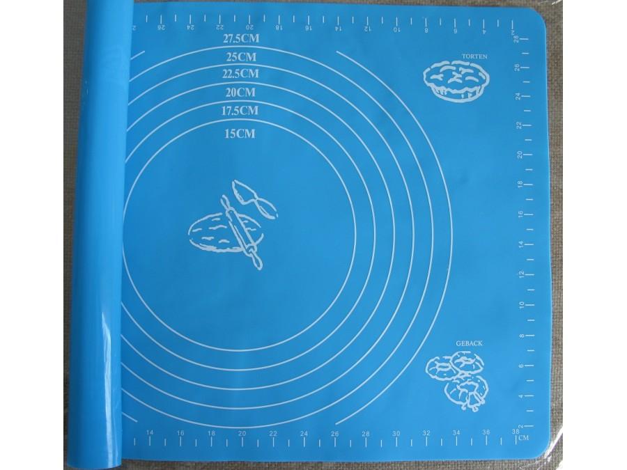 Коврик силиконовый  с разметкой 30 х 40