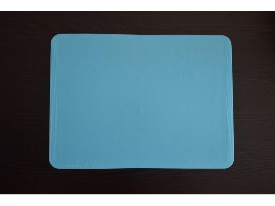 Коврик силиконовый антипригарный с рифлением 36х27