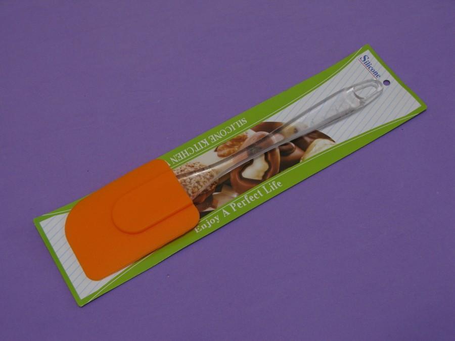 Лопатка силиконовая 24 см