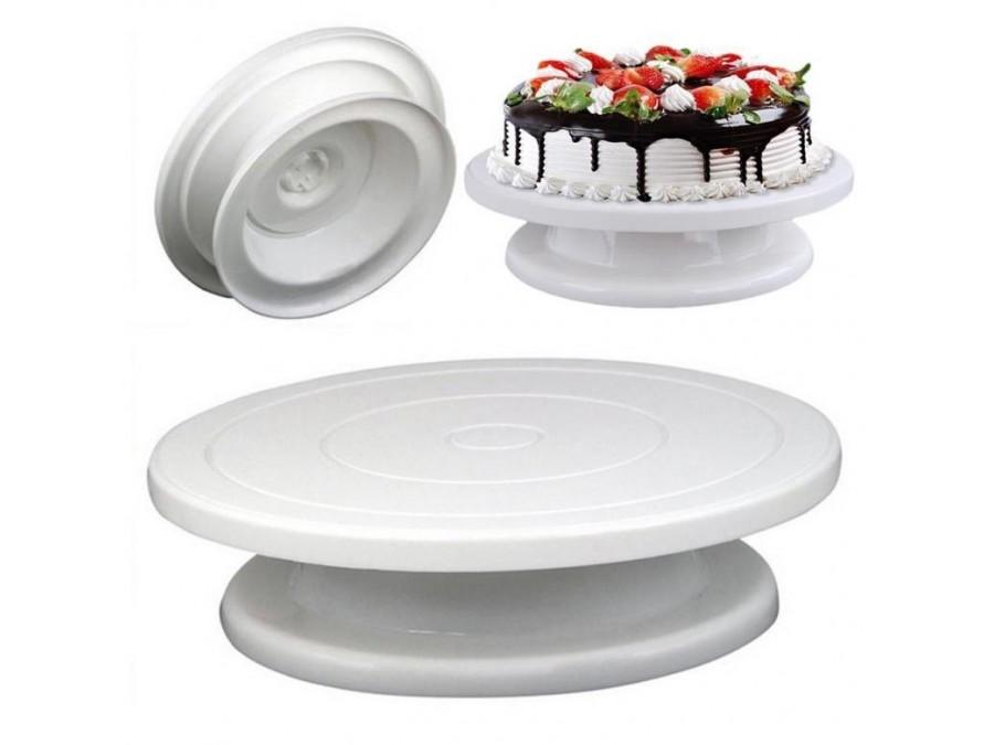 Поворотный столик для торта 28 см