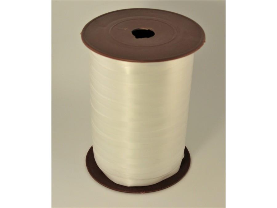 Лента полипропиленовая 0,5 см (Бобина) Белая