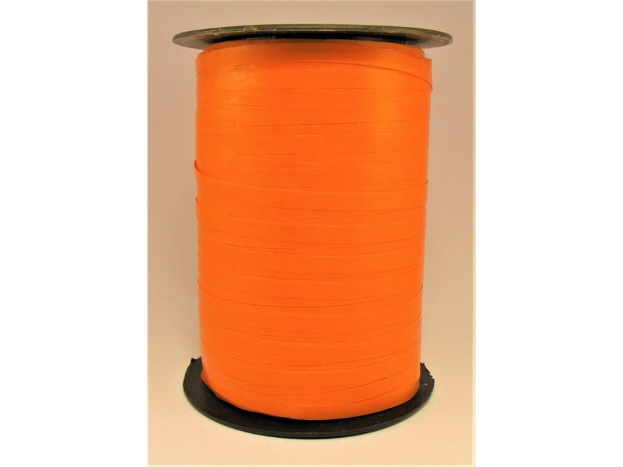 Лента полипропиленовая 0,5 см х 280 м (Бобина) Оранжевая