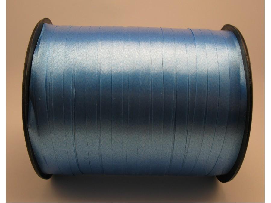 Лента полипропиленовая 0,5 см (Бобина) Светло-синяя