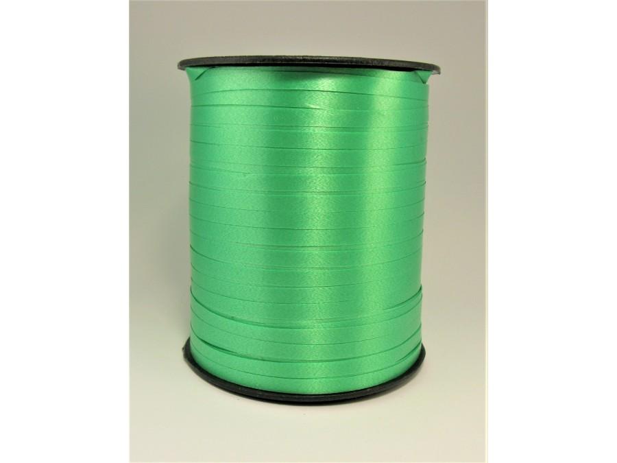 Лента полипропиленовая 0,5 см (Бобина) Зеленая