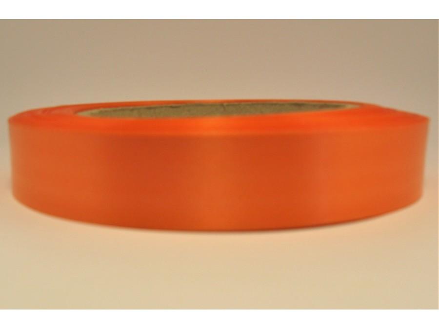 Лента полипропиленовая 2 см х 50 м Оранжевая (Dolce)