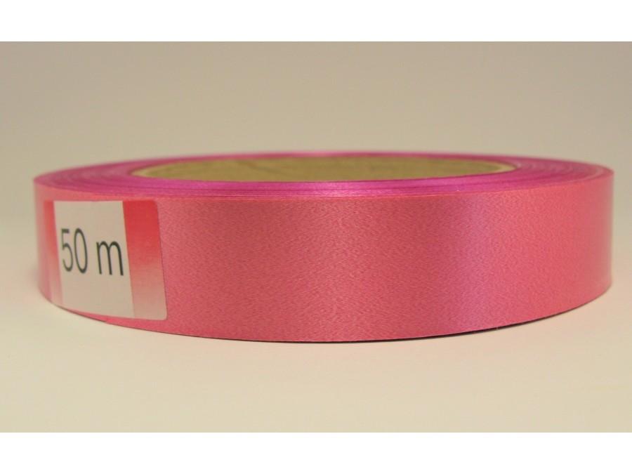 Лента полипропиленовая 2 см х 50 м Розовая (Dolce)