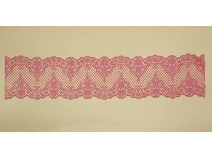 Кружево кондитерское №03 розовое