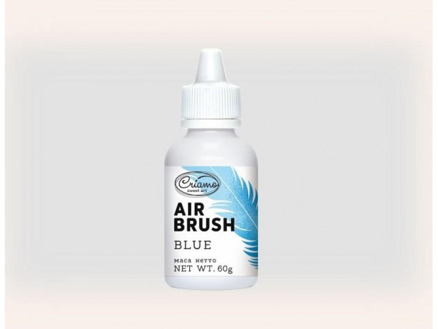 Краситель для аэрографа Criamo Airbrush 60 г Голубой