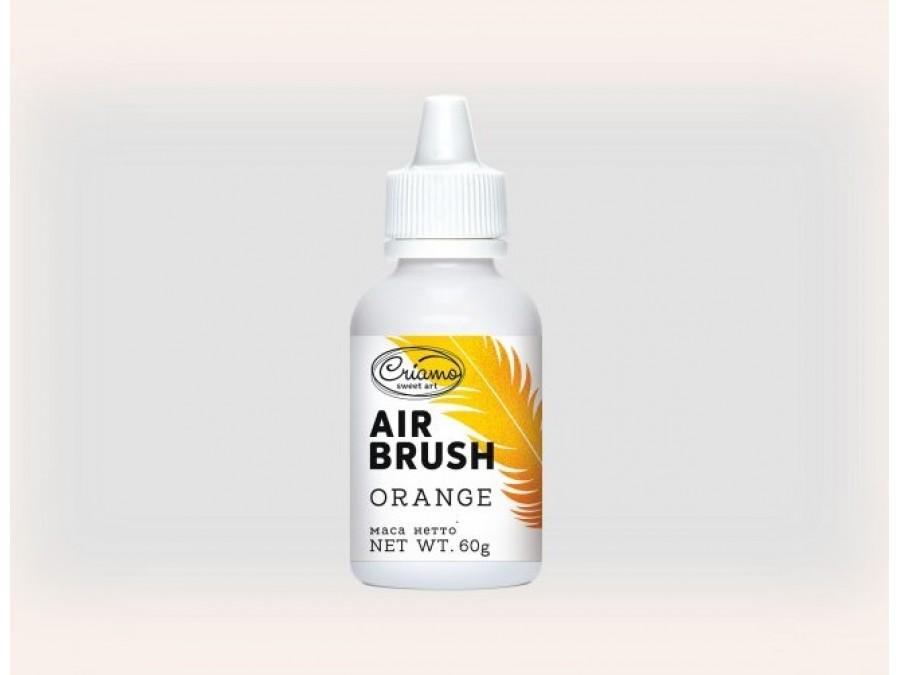 Краситель для аэрографа Criamo Airbrush 60 г Оранжевый