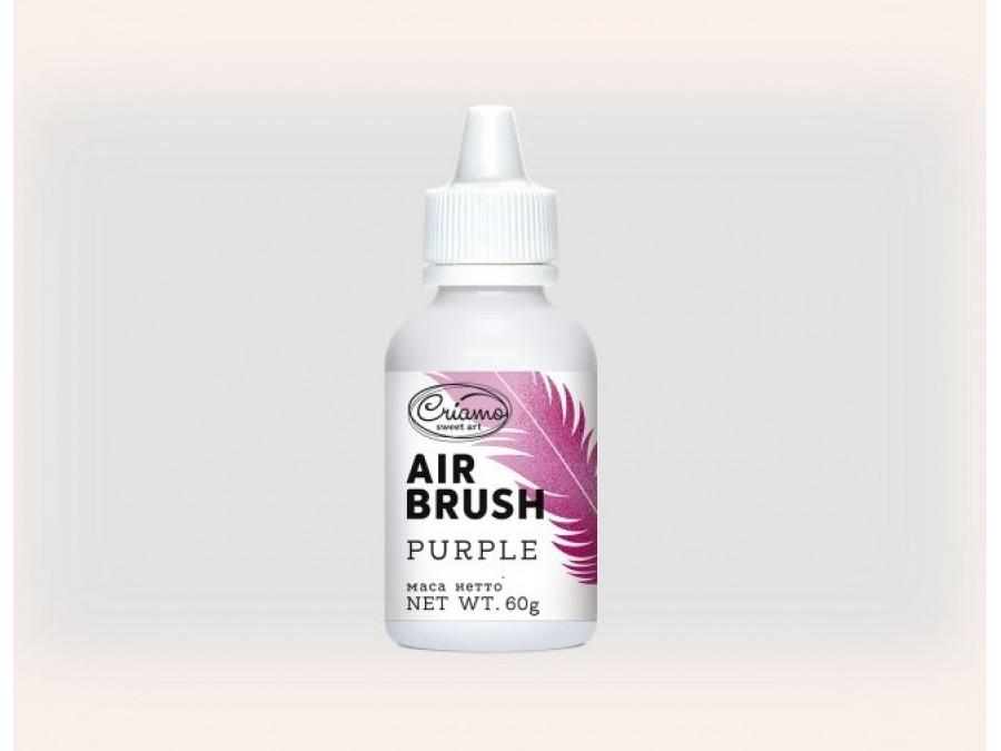 Краситель для аэрографа Criamo Airbrush 60 г Пурпурный
