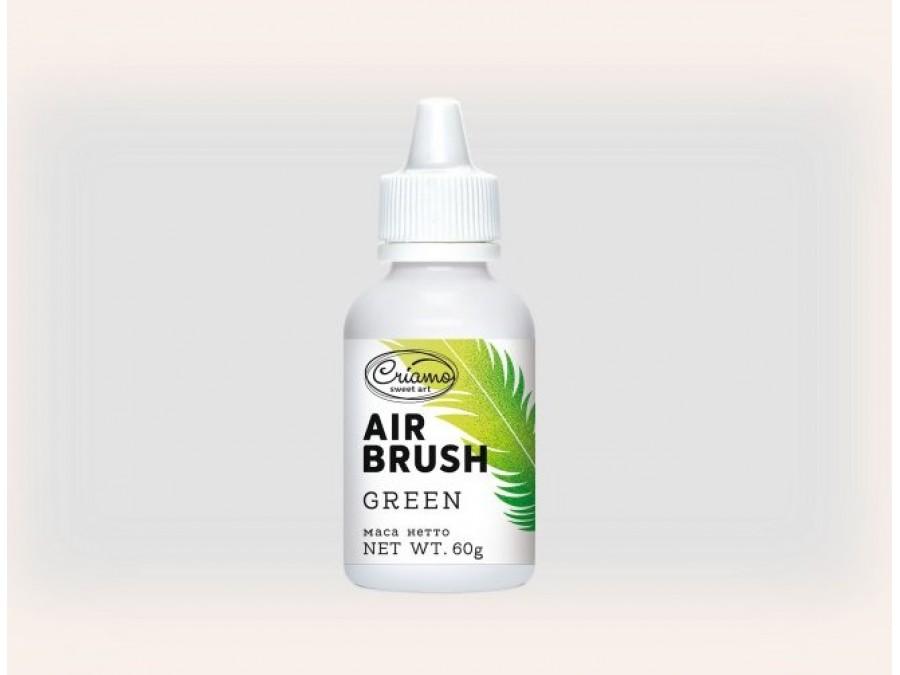 Краситель для аэрографа Criamo Airbrush 60 г Зеленый