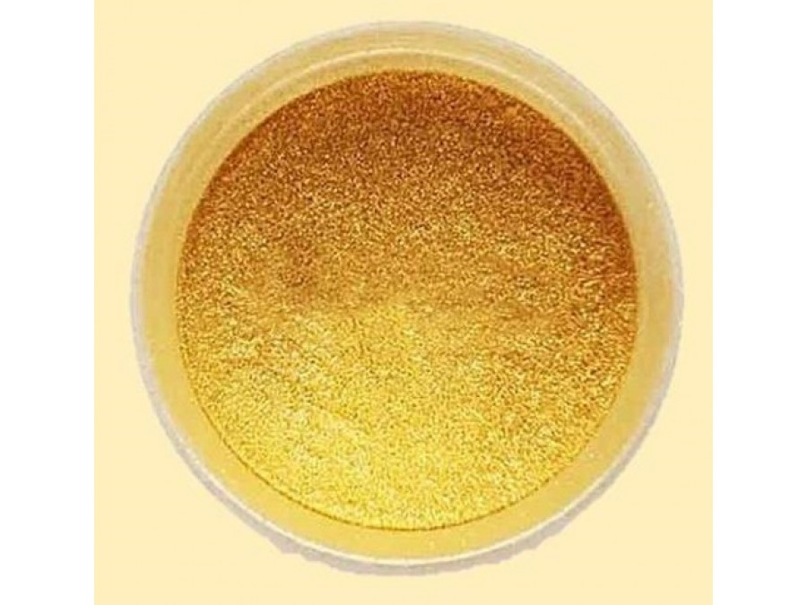 Кандурин для сухого тонирования Золото 5 г