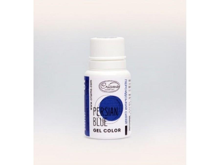 Краситель гелевый Criamo 10г Персидский Синий/Persian Blue