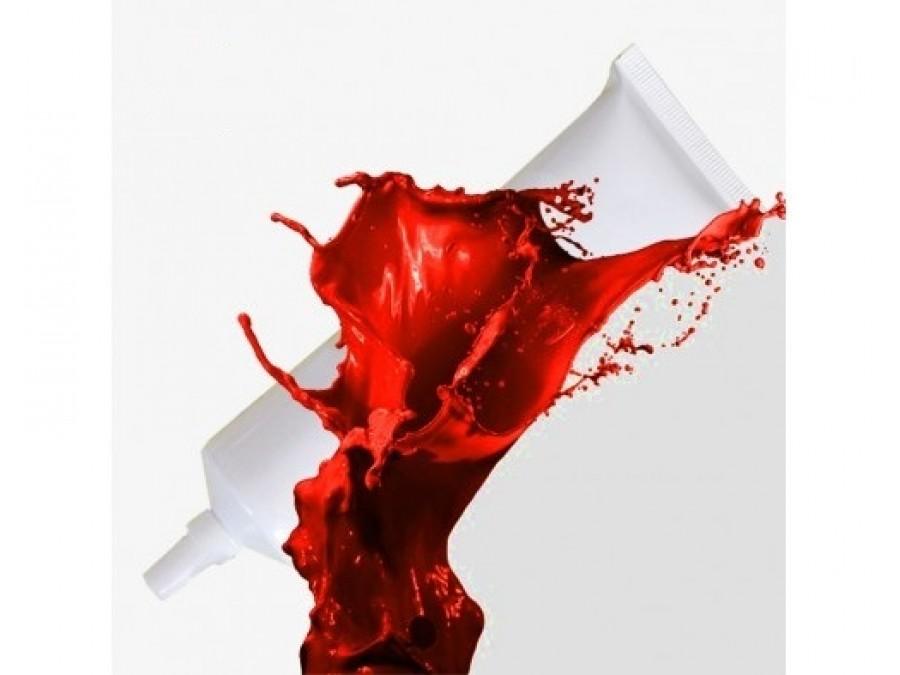 Краситель гелевый Топ Продукт Красный (Ярко-красный)100 г